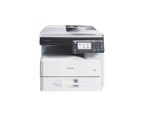 Machine Ricoh MP-301SPF Black/white 6 maanden garantie