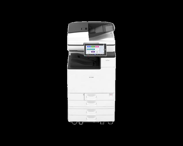 Machine Ricoh IM-C3500  6 maanden garantie