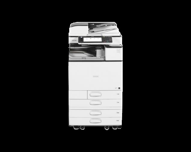 Machine Ricoh MP-C3503 6 maanden garantie